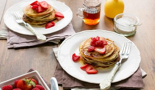 Gala Pancakes